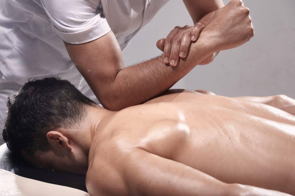 Massage therapy health benefits