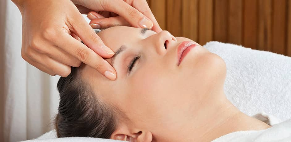 Facial therapy benefits your skin